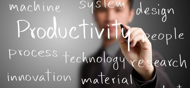 Increased Productivity with the RIGHT Technology